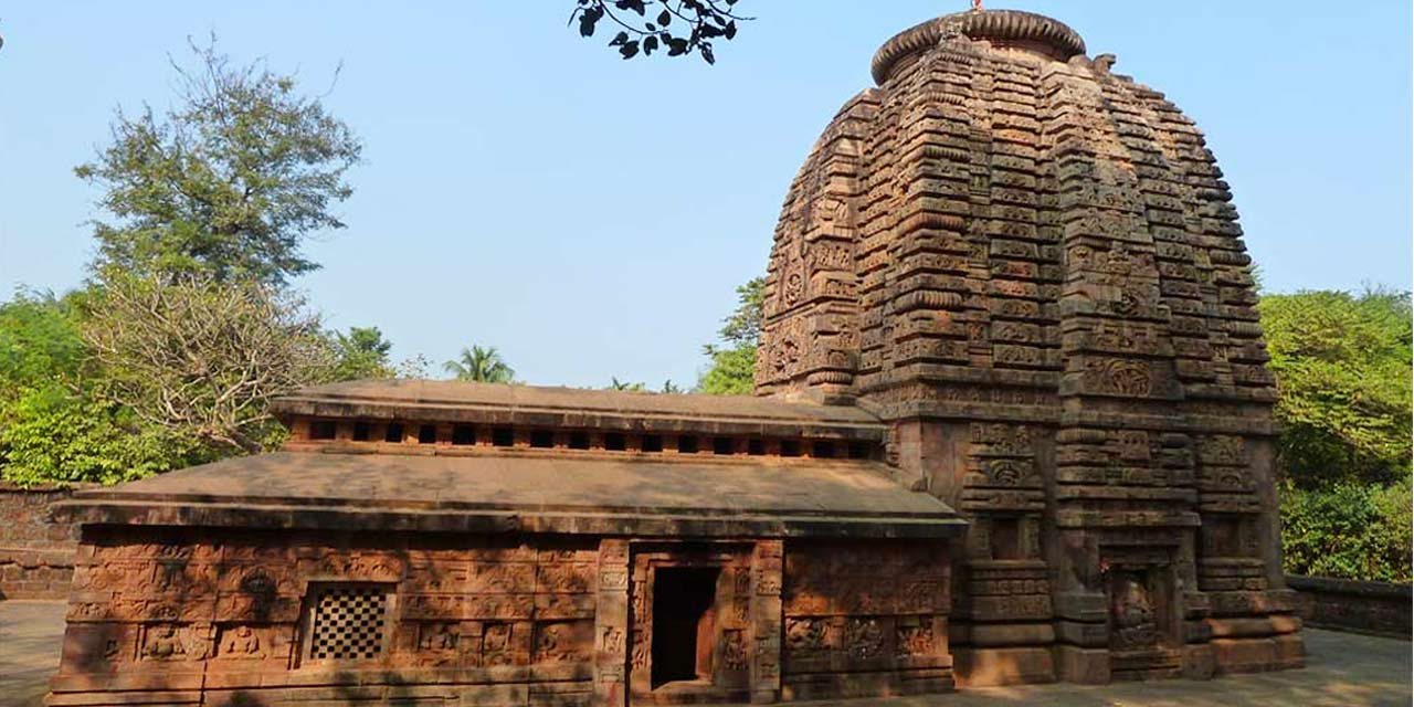 Parasurameswara Temple Bhubaneswar (Timings, History, Entry Fee ...